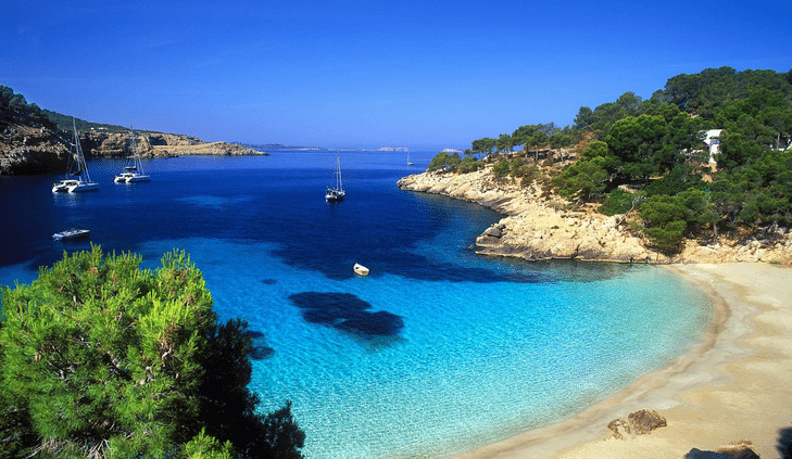 Ibiza hen weekends
