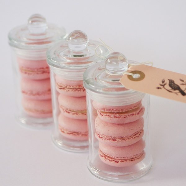 spring wedding favor