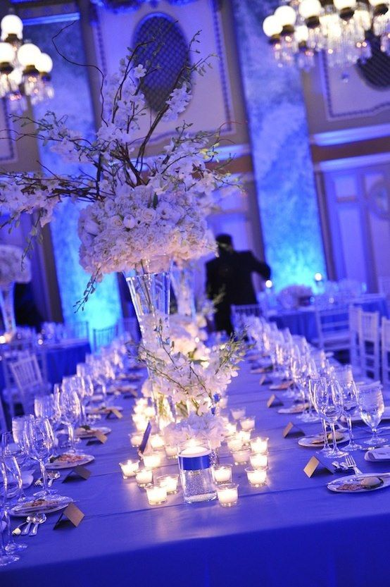 winter wonderland wedding