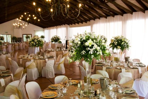 How To Create The Perfect Wedding Reception Theme