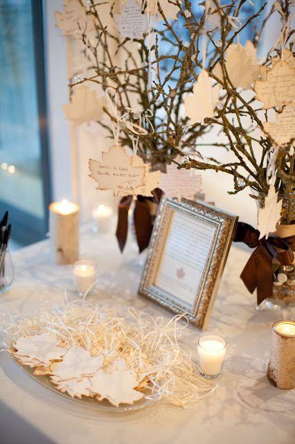 Dutch Wedding Wish Tree