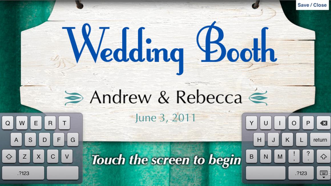 Affordable Alternative To Wedding Photo Booth Al