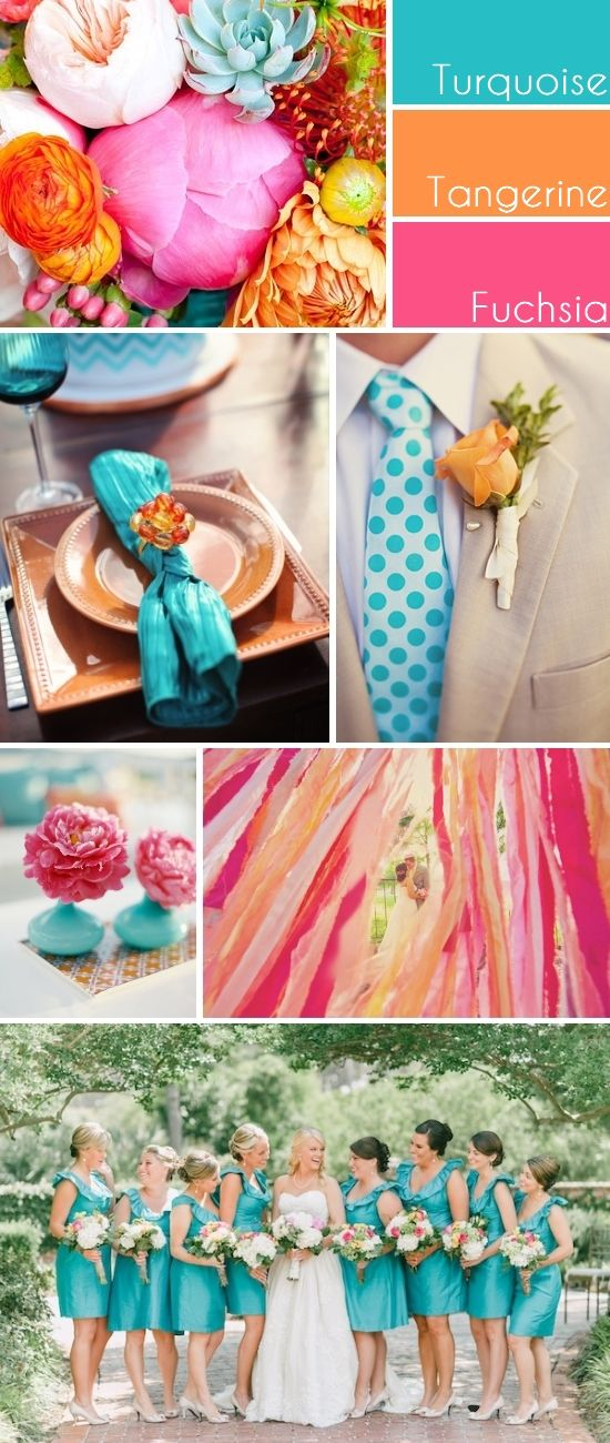 Wedding Color Themes Here Are Fun Wedding Color Schemes