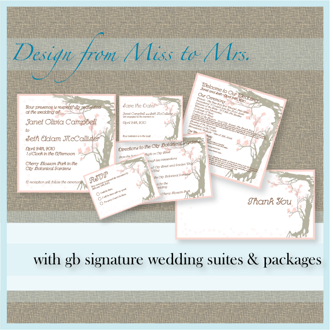 Wedding Invitations Etiquette & The 4-Step Wedding
