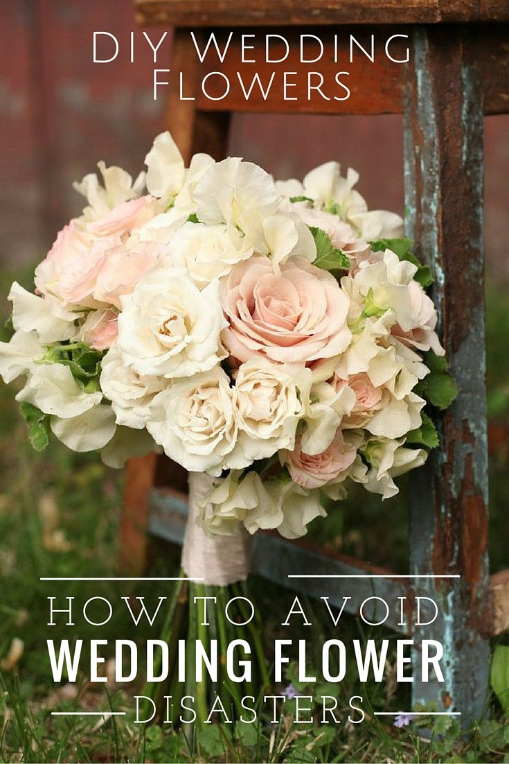 How to avoid diy wedding flowers disaster topweddingsites from my perspective the experience was a disaster but from the students perspective the experience was a million dollar day izmirmasajfo