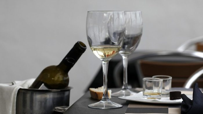 wedding wine