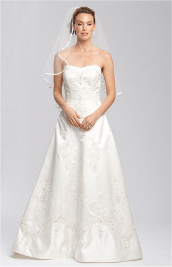 Princess Style Bridal Gown