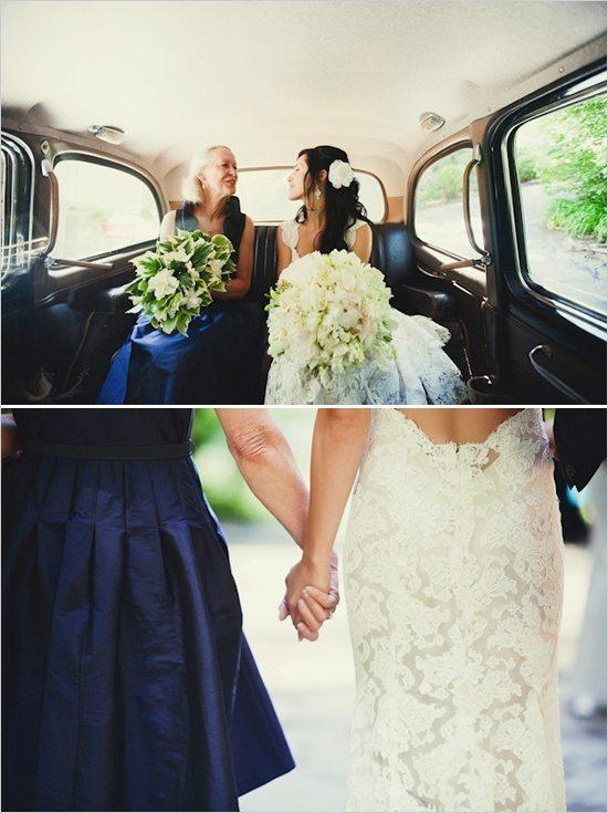 daughter wedding