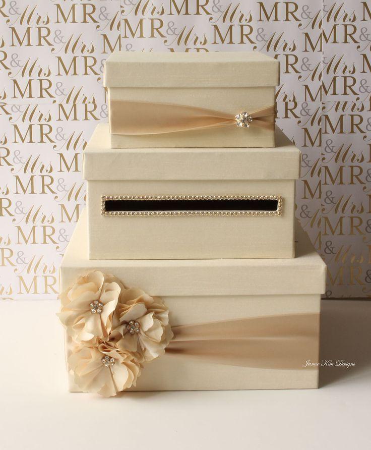 wedding gift card holder