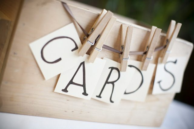 Wedding Gift Card Holders