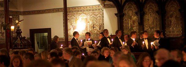 candle lit carols