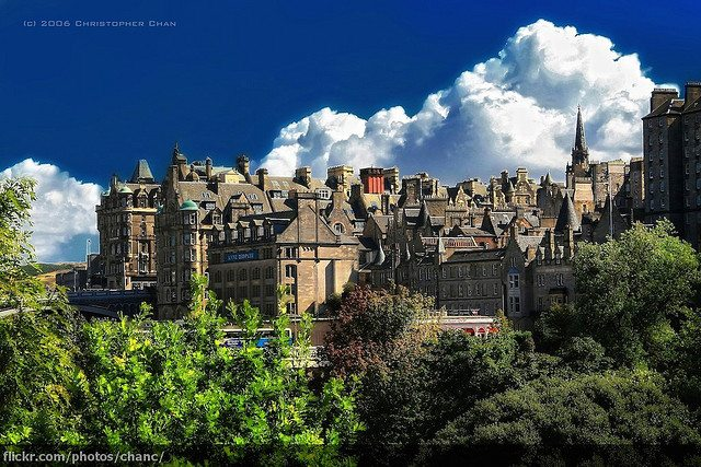romantic europe cities