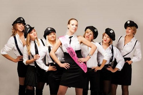 How To Pick A Theme For Hen Party