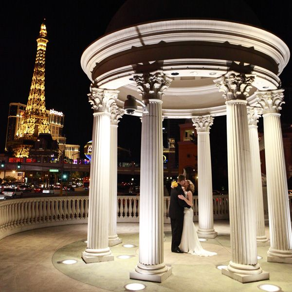vegas wedding reception