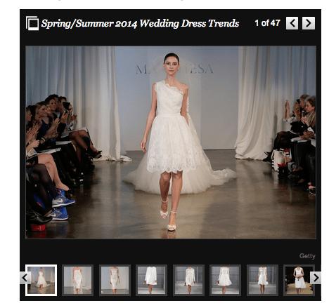 Huffpo Top Wedding trends 2013