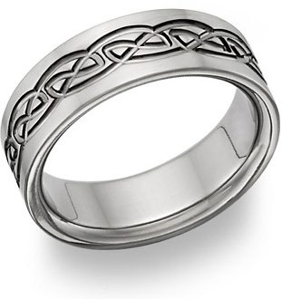 Titanium Wedding Bands Six Reasons to Choose this Modern Metal