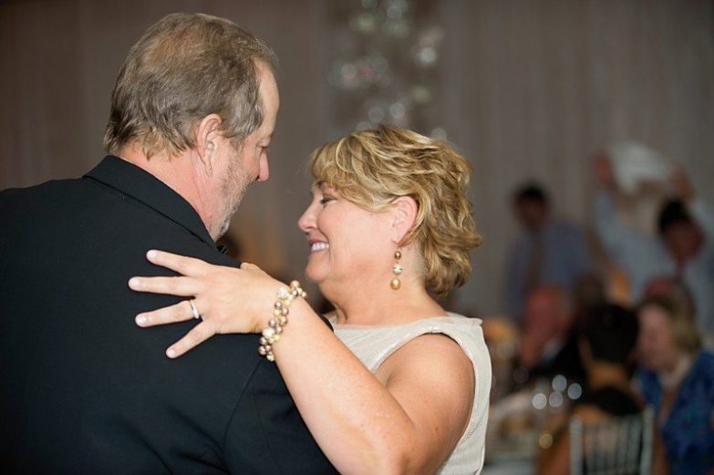 Dance by Bride and Groom