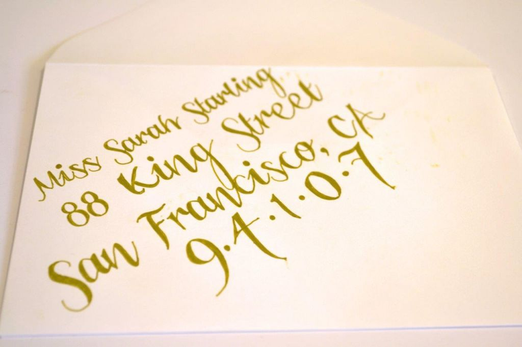 88be04109039 How to Address Bridal Shower Invitations