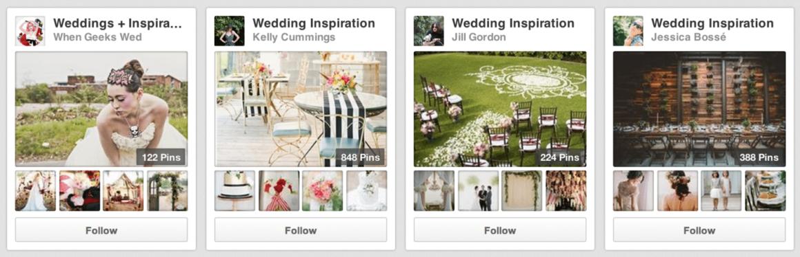 wedding inspiration pinterest