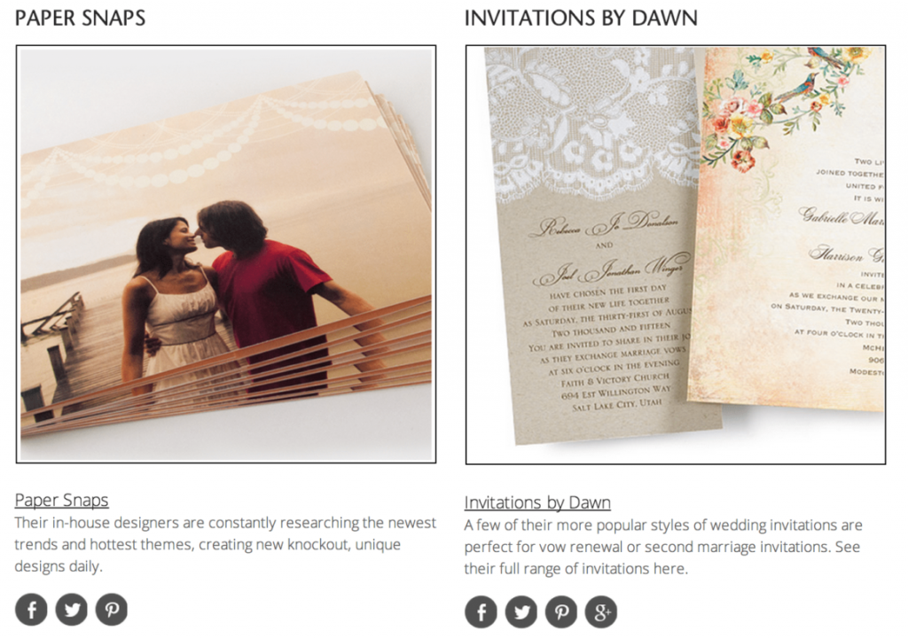 Top 10 Wedding Invitation Websites - Our Picks!
