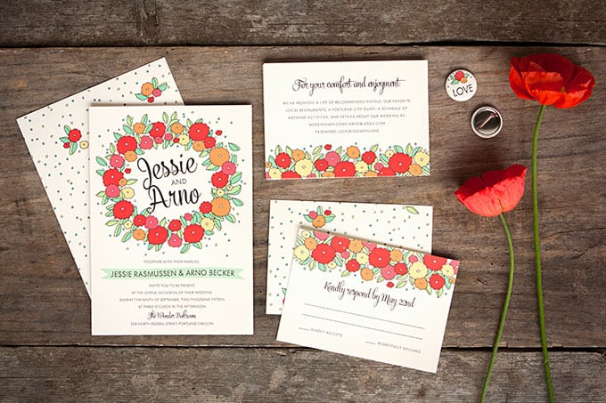 Evermine Wedding Stationery