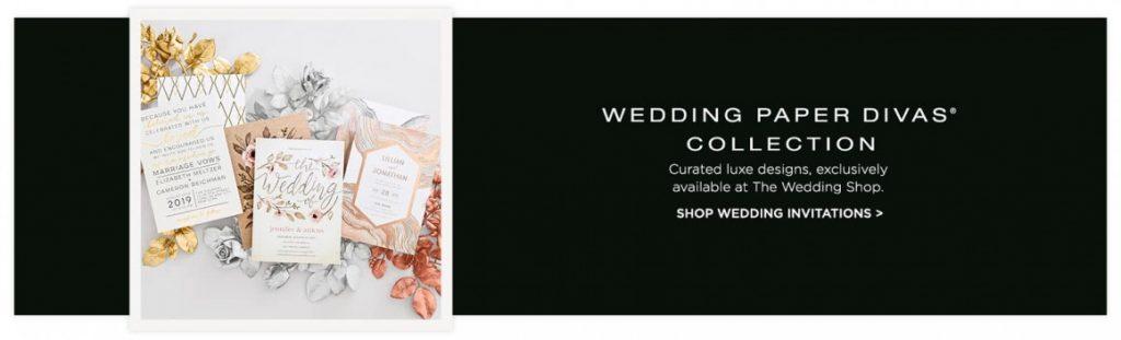 Wedding Paper Divas Collection