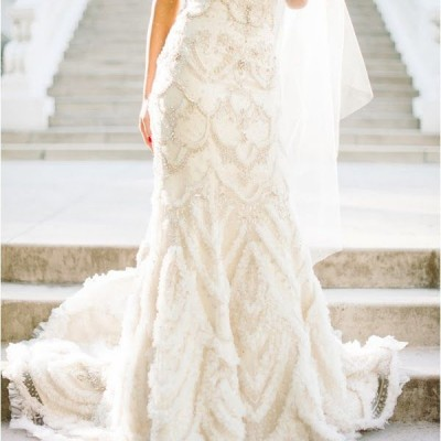 Enaura Bridal Couture wedding dress
