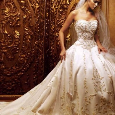 wedding dress lingo