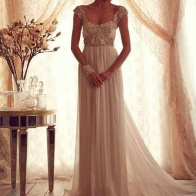 stunning wedding dresses by anna campbell