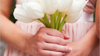bride flower bouquet