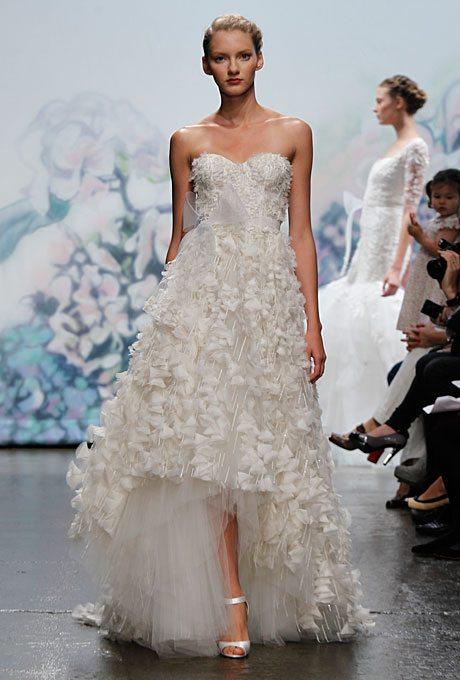 Bohemian Wedding Gown