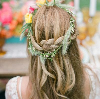 Bridal Hair Ready