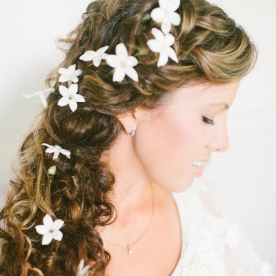 Healthy Bridal Hair