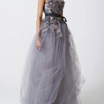 Grey Siler Wedding Dress