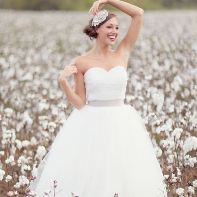 wedding dress shopping lingo