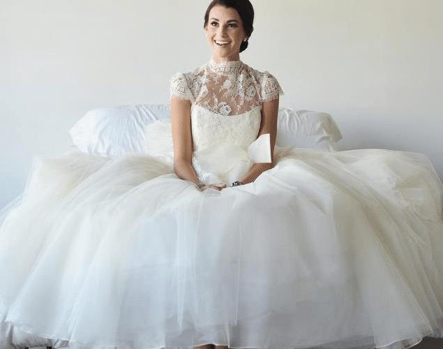 wedding dress cheat sheet