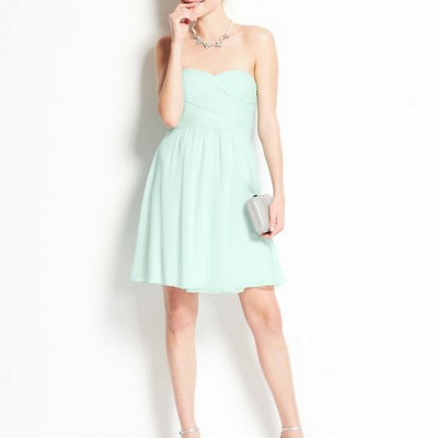 ann taylor bridesmaid dress