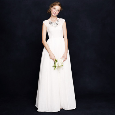 j crew wedding dresses