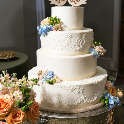 vintage wedding cake pinterest