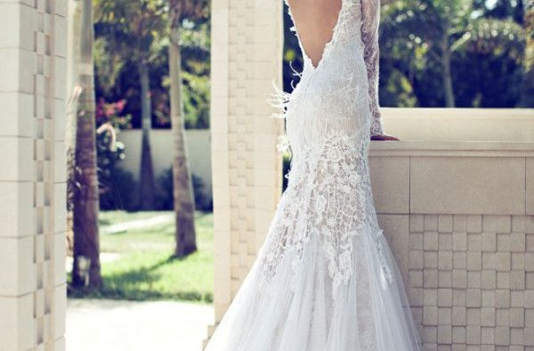 Nurit Hen Wedding Dresses