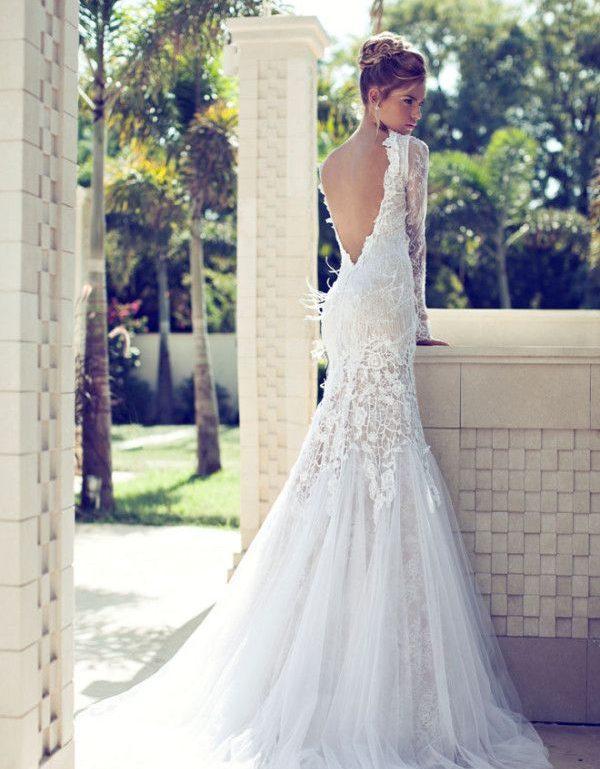 Nurit Hen Wedding Dresses