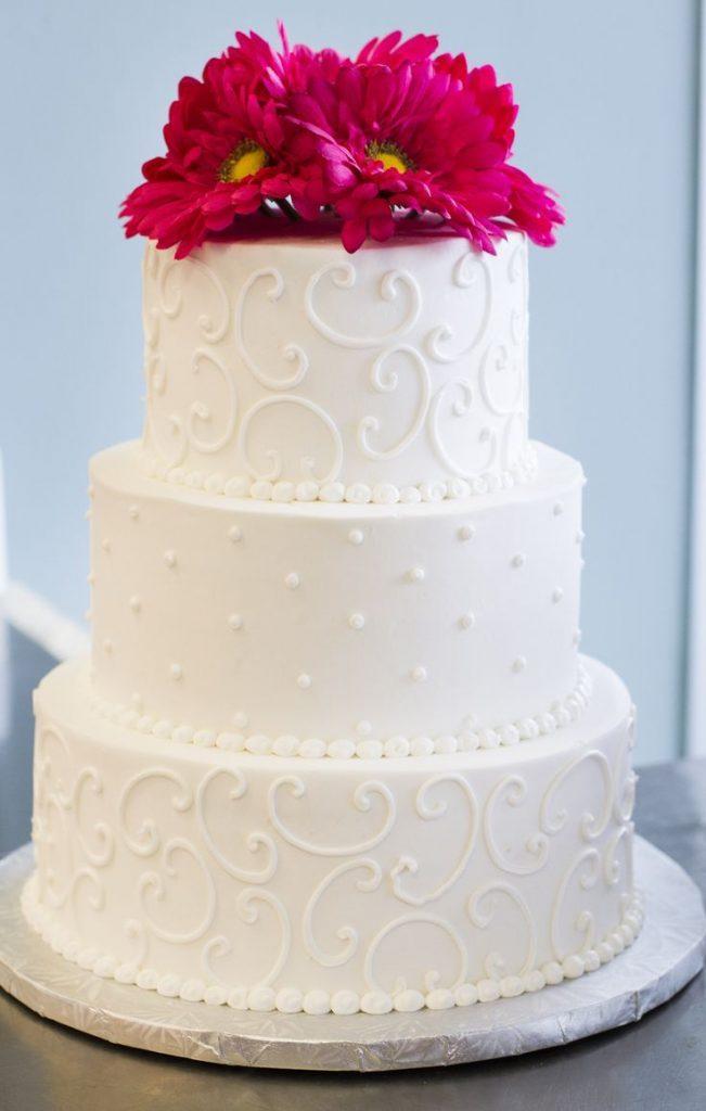 wedding cake designer
