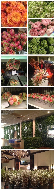 flower wedding inspiration