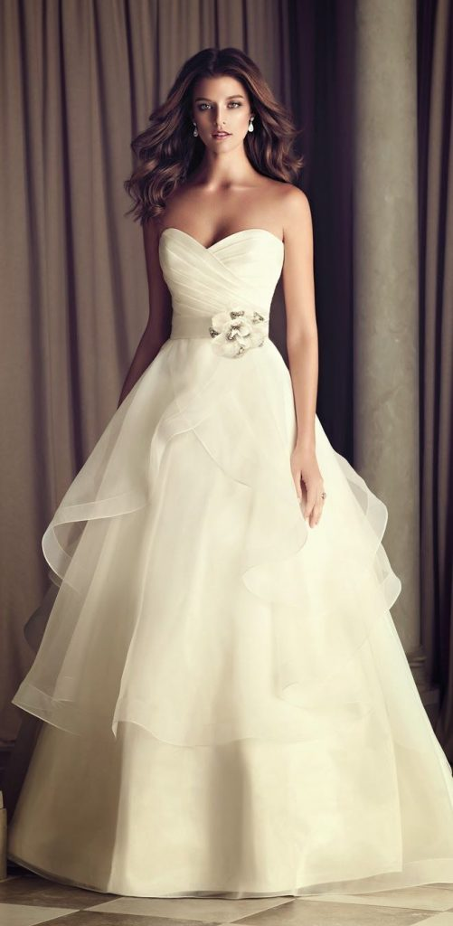 Dream Dress by Paloma Blanca