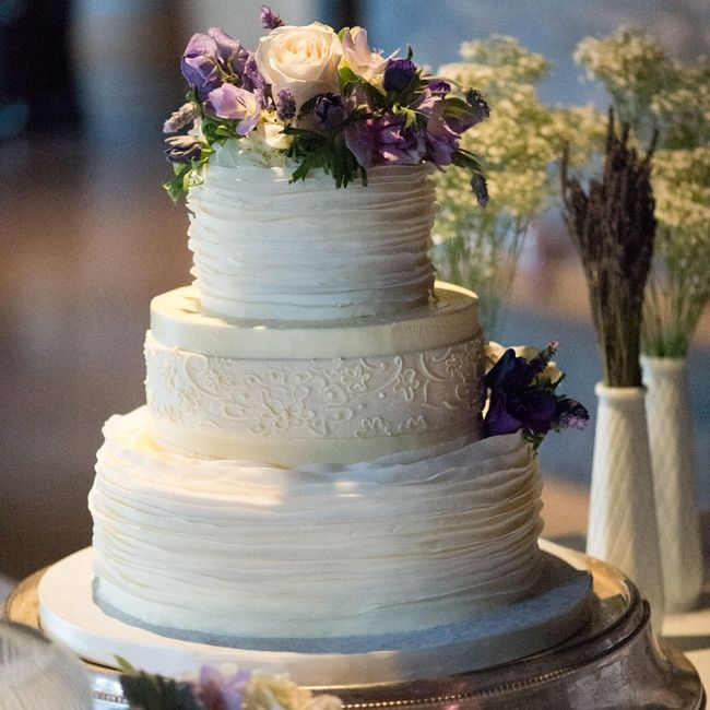 vintage wedding cake photos