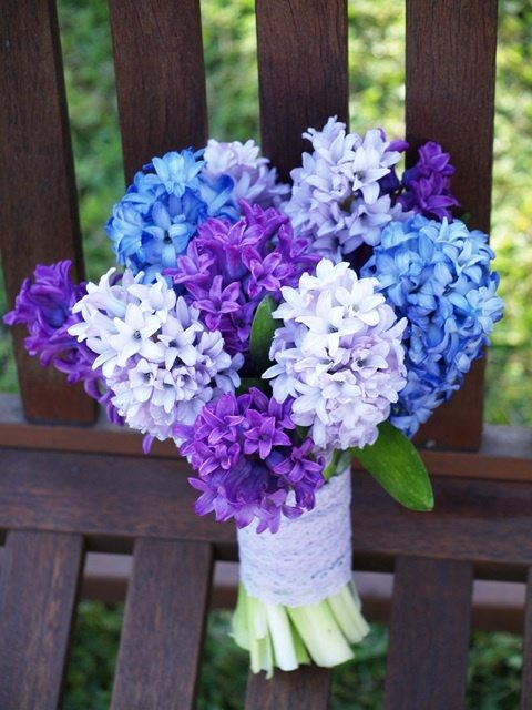 Hyacinth Bouquet // Image Source