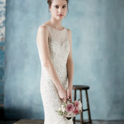 2014 wedding dresses the knot