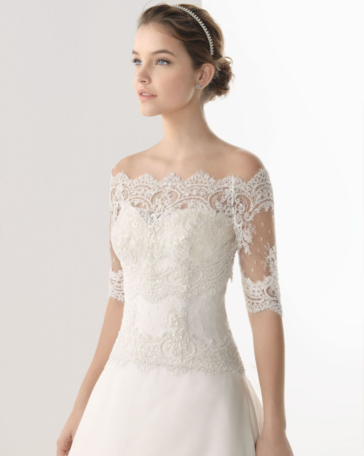 Rosa Clara 2014 Gorgeous Rosa Clara Wedding Dresses We