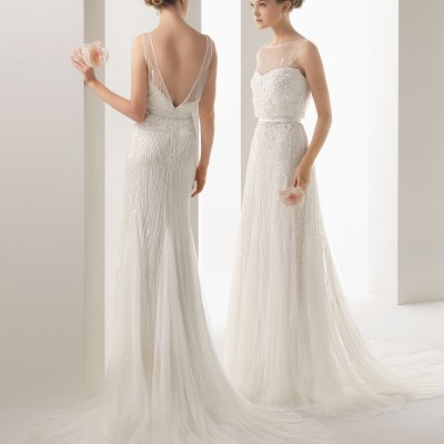 rosa clara wedding dresses