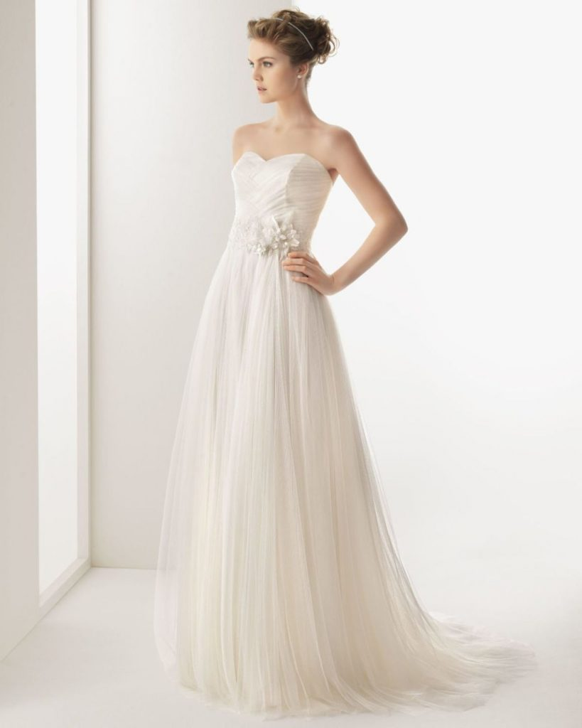 rosa clara wedding
